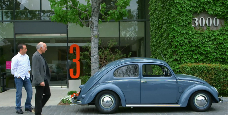 Seinfeld-David-VW-Beetle