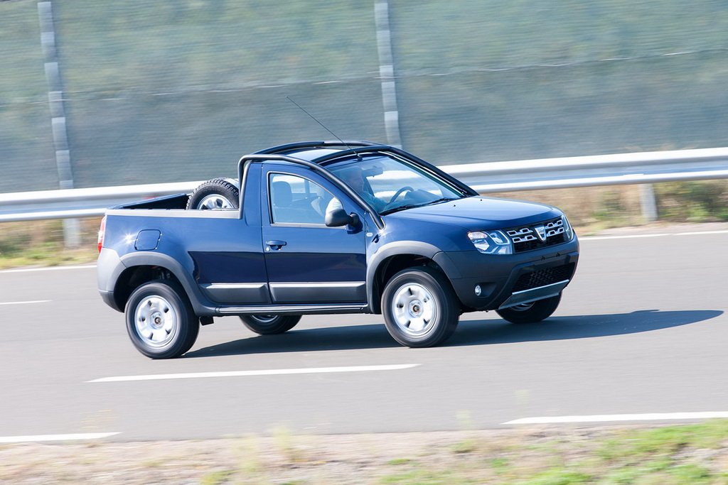 Dacia-Duster-Pick-Up-7
